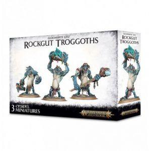 Gloomspite Gitz: Rockgut Troggoths (89-33)