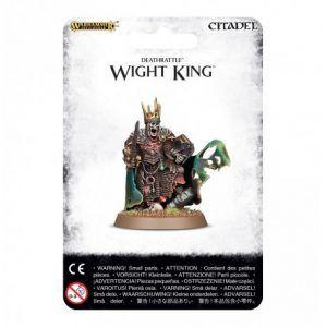 Legions Of Nagash: Deathrattle Wight King (91-31)