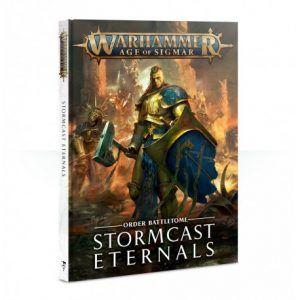 Stormcast Eternals: Tomo De Batalla (Español) (96-01-03)