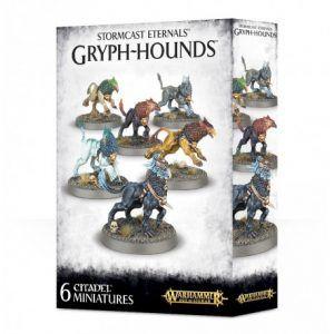 Stormcast Eternals: Gryph Hounds (96-31)