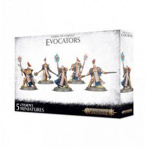 Stormcast Eternals: Evocators (96-42)