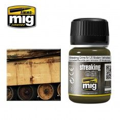 STREAKING GRIME FOR US MODERN VEHICLES A.MIG-1207