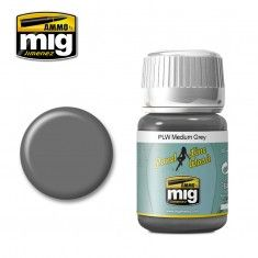 PLW MEDIUM GREY A.MIG-1601
