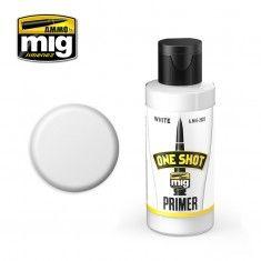 ONE SHOT PRIMER – WHITE A.MIG-2022