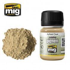 AIRFIELD DUST A.MIG-3011