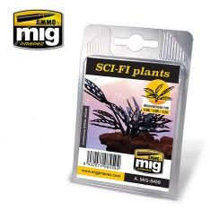 SCI-FI PLANTS A.MIG-8459
