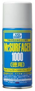 Mr.Surfacer 1000 Spray 170ml B-519