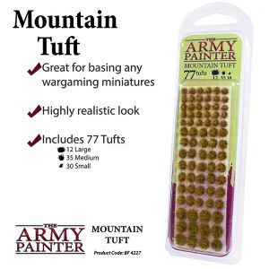 The Army Painter: Mountain Tuft (BF4227)