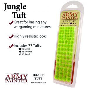 The Army Painter: Jungle Tuft (BF4228)