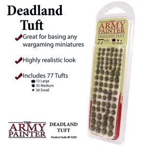 The Army Painter: Deadland Tuft (BF4230)