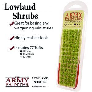 The Army Painter: Lowland Shrubs (BF4232)