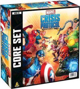 Marvel Crisis Protocol: Core Set (CP01)