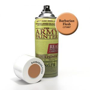 The Army Painter: Color Primer – Barbarian Flesh (CP3007) Spray