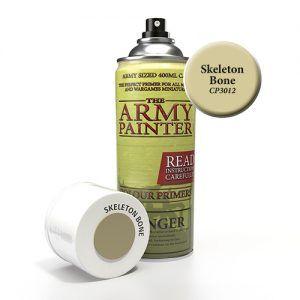 The Army Painter: Color Primer – Skeleton Bone (CP3012) Spray