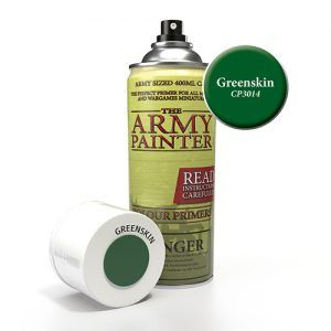 The Army Painter: Color Primer – Greenskin (CP3014) Spray