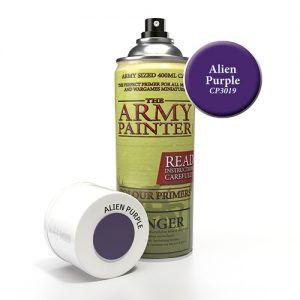 The Army Painter: Color Primer – Alien Purple (CP3019) Spray