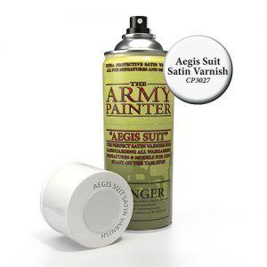 The Army Painter: Barniz Satinado – Aegis Suit (CP3027) Spray