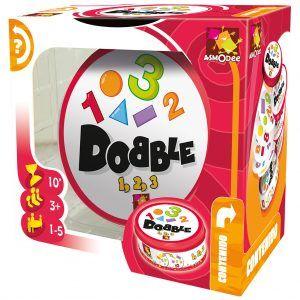 Dobble: Formas Y Numeros