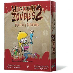 Munchkin: Zombies 2