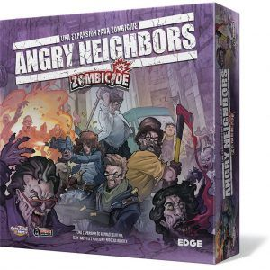 Zombicide: Angry Neightbors