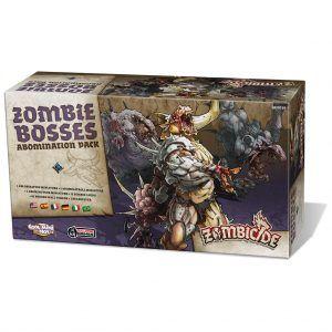 Zombicide Black Plague: Zombie Bosses – Abomination Pack