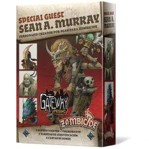 Zombicide Black Plague: Special Guest Box Sean A. Murray