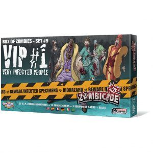 Zombicide: Very Infected People 1
