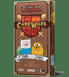 Card Wars: Finn Contra Jake