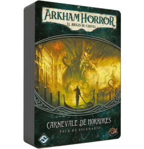 Arkham Horror LCG: Carnevale De Horrores
