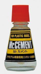 Mr.Cement Pegamento 25 Ml Gunze MC-124