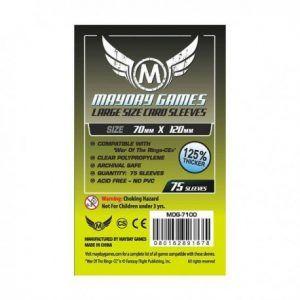 Fundas Mayday: Premium Special Order Custom WOTR-CE Sleeves 70×120 (75u) (7100)