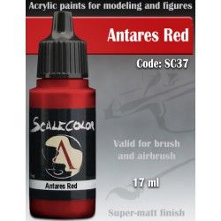 Scalecolor: Antares Red SC-37