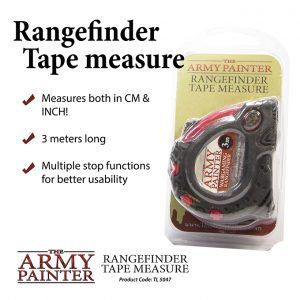 The Army Painter: Rangefinder Tape Measure (TL5047)