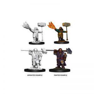 Dungeons & Dragons: Male Dwarf Cleric (WIZ90003)
