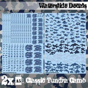 Calcas Al Agua – Camuflaje Tundra Clasico