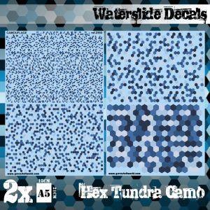 Calcas Al Agua – Camuflaje Tundra Hex