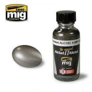 DURALUMINIUM ALC102  AMIG8202