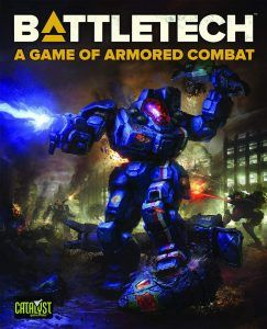 Battletech: Game Of Armored Combat – EN