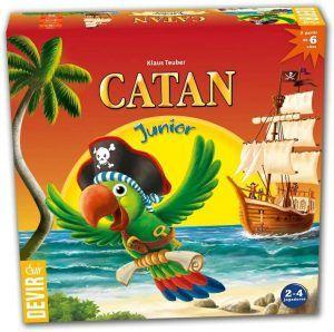 Catan Junior – Trilingüe