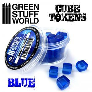 Tokens Cubos Azules