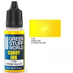 Tinta Candy CITRINE YELLOW