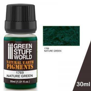 Pigmento NATURE GREEN