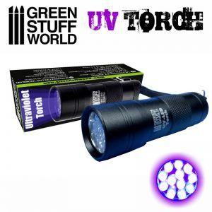 Linterna De Luz Ultravioleta