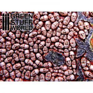 Placas Rostros De La Muerte – Crunch Times!