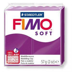 Fimo Soft 57gr – Purpura