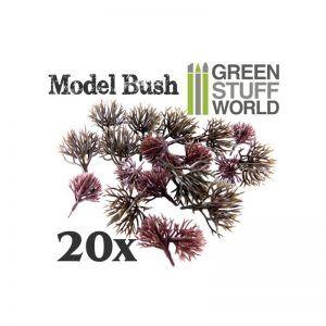 20x Arbustos Modelismo