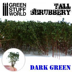 Arbustos Altos – Verde Oscuro