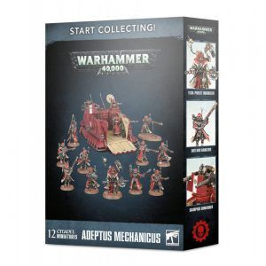 Adeptus Mechanicus: Start Collecting (70-59)