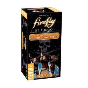 Firefly: Piratas Y Cazarrecompensas