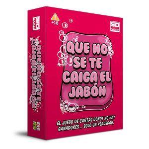 Que No Se Te Caiga El Jabon